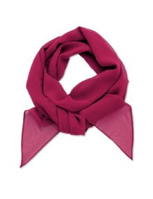 Alexandra plain scarf