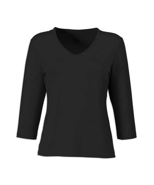 Alexandra women's ¾ sleeved jersey top