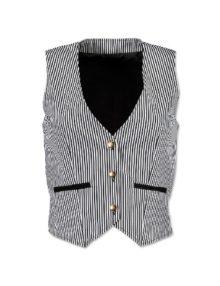 Alexandra women's striped waistcoat