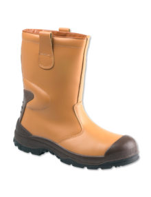 Alexandra rigger safety boots