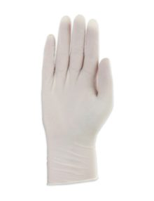 Alexandra latex powder free gloves