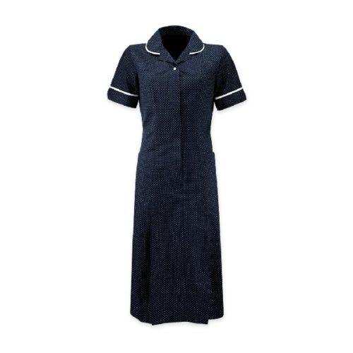 Alexandra spot dress