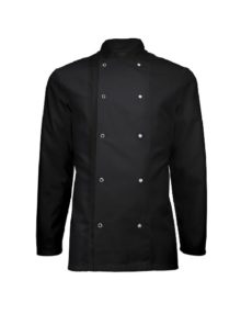 Alexandra Essential short sleeve chef jacket