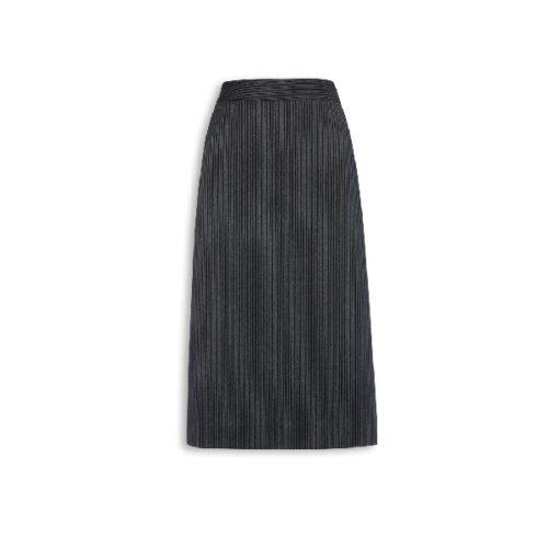 Alexandra morning stripe skirt