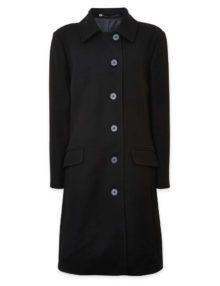 Alexandra women's asymmetric overcoat