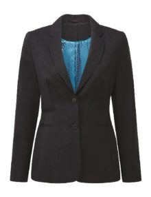 Alexandra Cadenza women's two button jacket