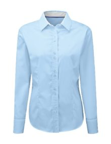 Alexandra women's long sleeve 100% cotton shirt
