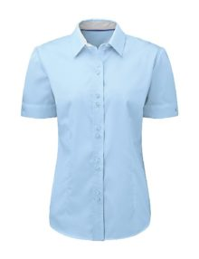 Alexandra women's short sleeve 100% cotton shirt
