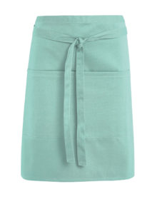 Alexandra short length waist apron with pocket