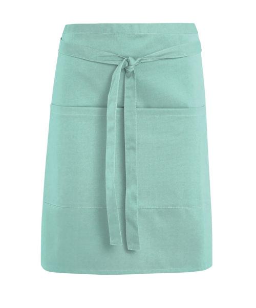 Alexandra short length waist apron with pocket