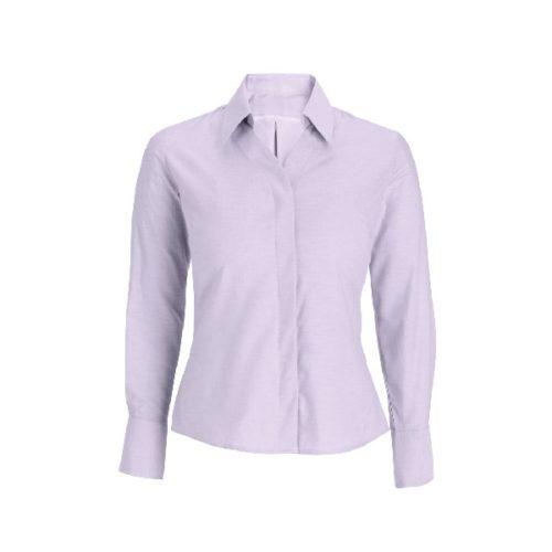 Alexandra women's oxford long sleeved shirt