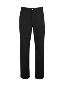 Alexandra essential mens flat front trousers