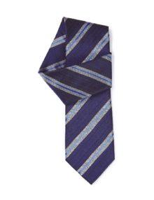 Alexandra fine stripe tie