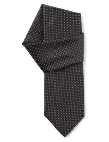 Alexandra pin dot tie