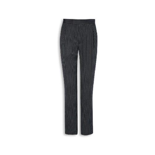 Alexandra men's morning stripe trousers