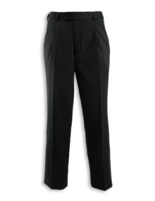 Alexandra Icona men's single pleat trousers