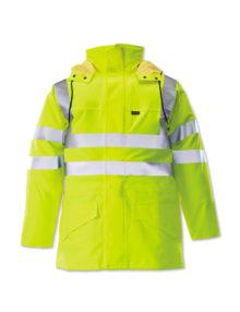Gore-Tex coat