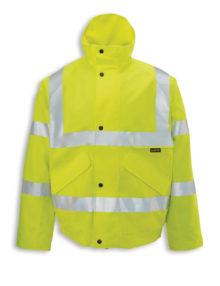Gore-Tex bomber jacket