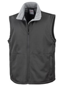 BTC softshell body warmer
