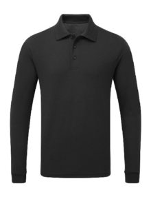 Alexandra long sleeved polo shirt