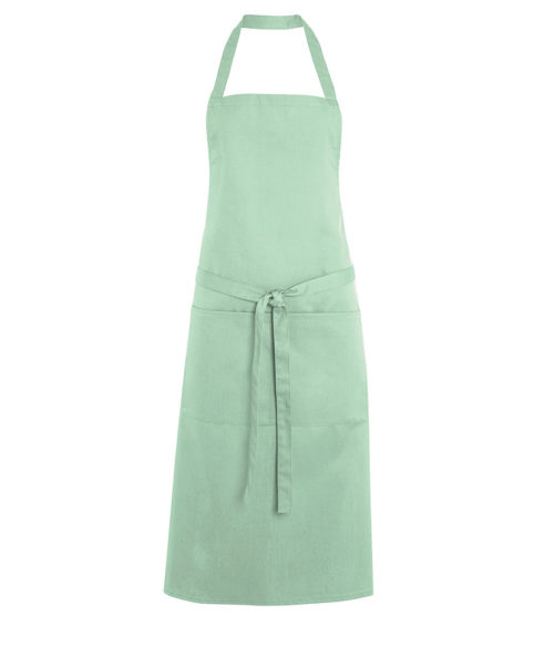 Alexandra bib apron with pocket