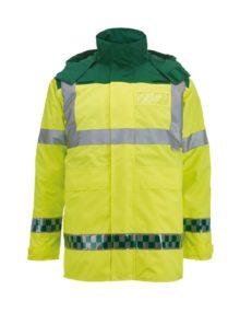 Alexandra ambulance hi-vis jacket