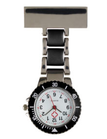 Alexandra metal fob watch