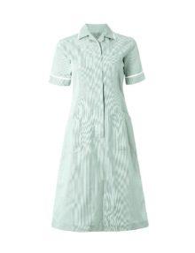 Alexandra stripe dress
